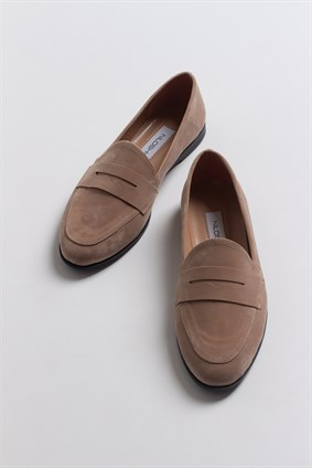 ARIA Mink Loafer Casual