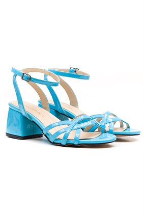 MARİ Blaby Blue Sandals