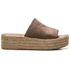 MELL Mink Slipper