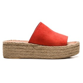 MELL Red Slipper