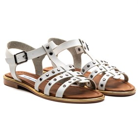 PELSY White Vaketa Sandals